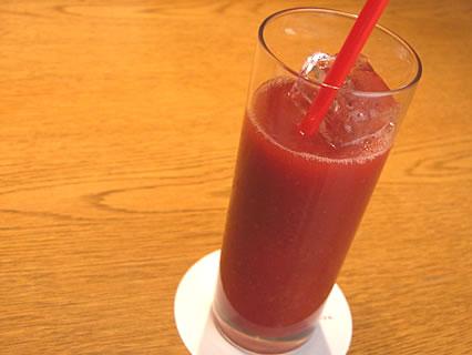 寧々家 天然苺のジュース