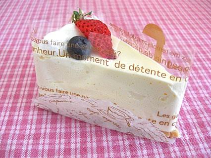nico cakes レアチーズケーキ