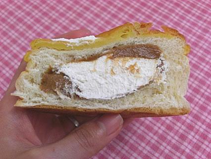 山崎製パン MR.BRAIN 脳トレパン 断面