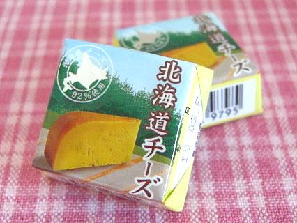 チロルチョコ 北海道チーズ