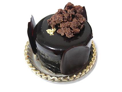 ジークフリート松原店 チョコムースのケーキ