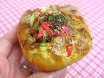eat fun! たこ焼き(84円)
