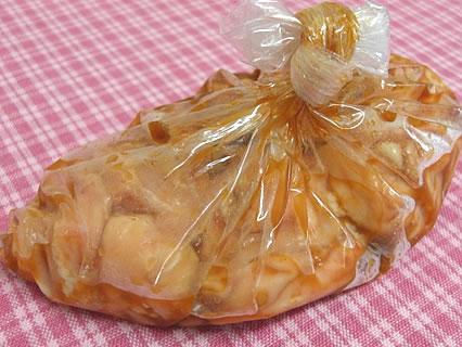 水木精肉店 豚白コロホルモン(100g130円)