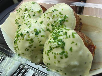 よっちゃんフーズ すまいる たこ焼き(タルタル)