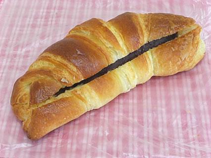 パンの木 あんバタークロワッサン(147円)