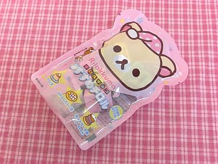 チロルチョコ リラックマ おすすめチロル(137円)