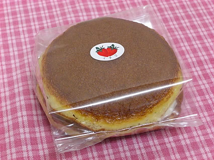 菓子処フレンド由乃 生ドラ(クリーム&いちご)(158円)