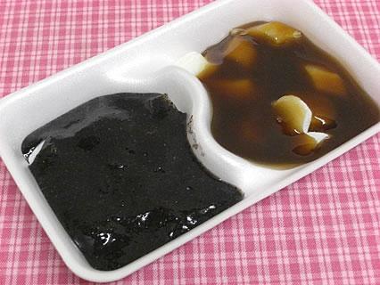 辻井餅店(ごまかけ&みつかけ) 中身