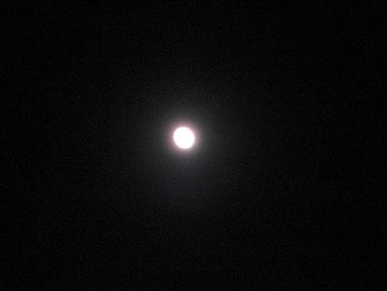 十五夜 満月