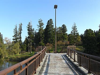 野木和公園 橋