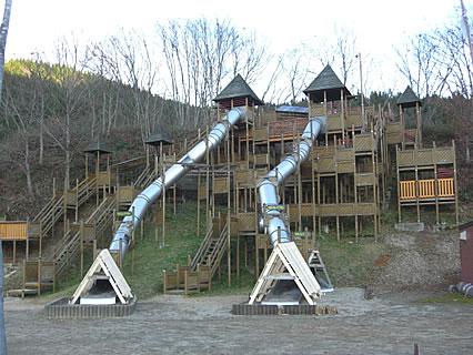 アクアグリーンビレッジANMON 滑り台