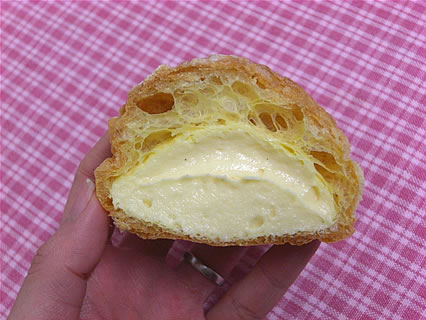 株式会社オルブロート 東バイパス店 クッキーシュー 断面
