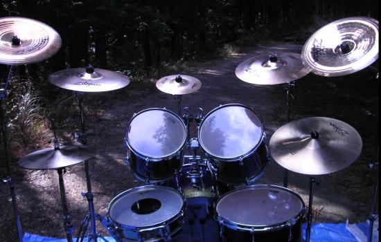 ドラム全体