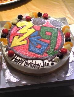 369ケーキ