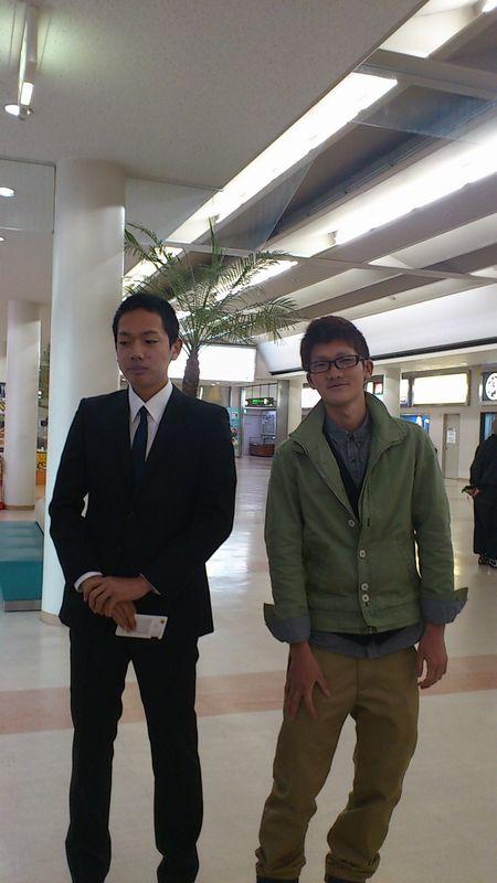 龍馬空港で
