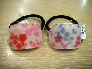 桜髪飾り1