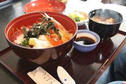 季魚喜人丼