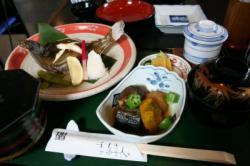 季魚喜人の焼き魚定食