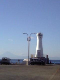 岡田港のあんこちゃん