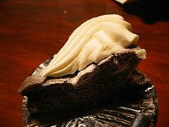 普通のケーキ