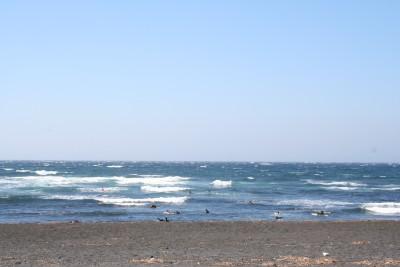 サーフィンスクールin大島