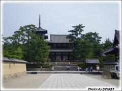 090704 法隆寺・平城京 (10)