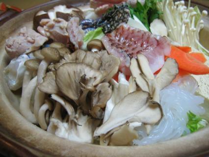 豆乳海鮮鍋