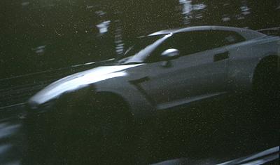 日産GTR ニュルブルリンクサーキットを疾走