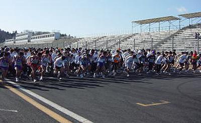 F1ロードマラソン大会