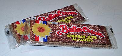 チョコレートクラッカー
