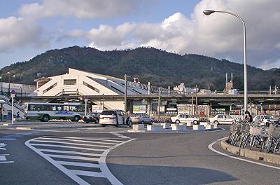 JR西日本 山陽本線 海田市駅