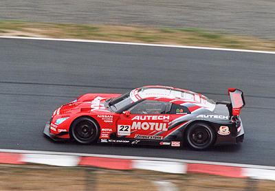 22号車Autech MOTUL GT-R