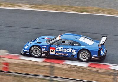 12号車CALSONIC IMPUL GT-R