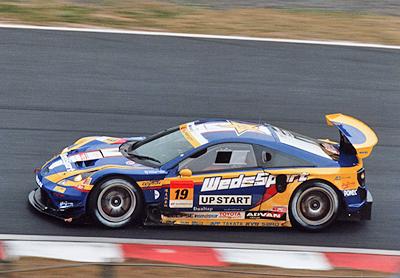 GT300クラス ウェッズスポーツ セリカ