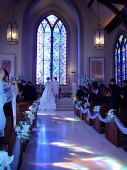 幸の結婚式 008