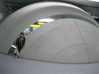 副都心線渋谷駅