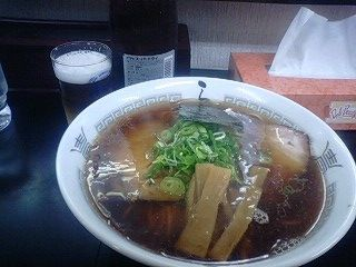 醤油チャーシューメン