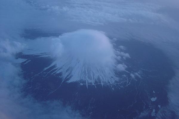 富士山でつ。。。
