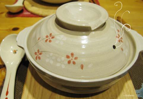 鍋焼きナベ