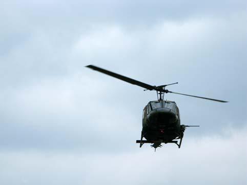 自衛隊ヘリコプター1