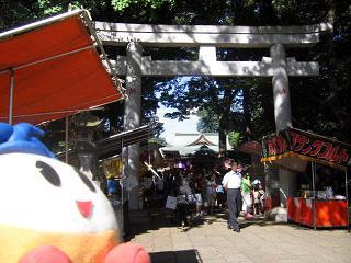 武蔵野八幡宮例大祭 blog