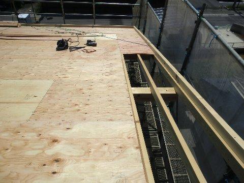 野地構造用合板