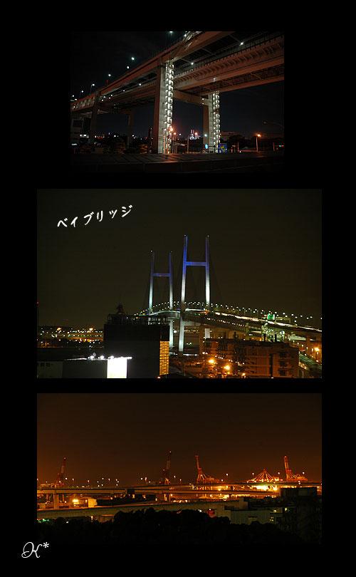 7月11日横浜夜景1