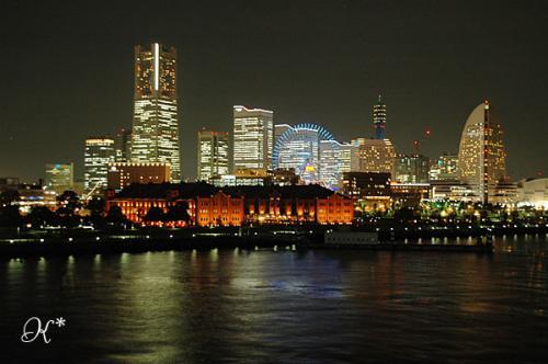 7月11日横浜夜景3