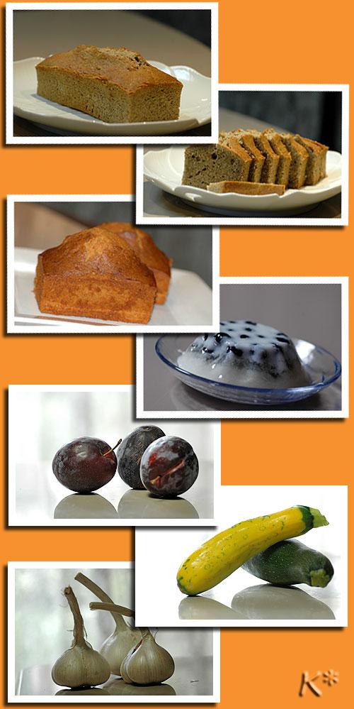 8月12日食べ物色々