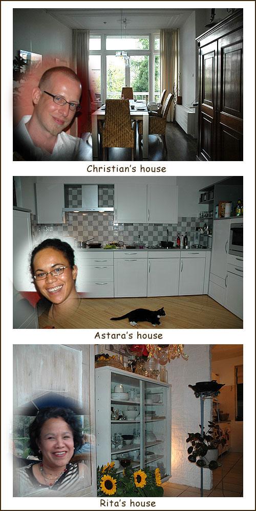 10月2日友達の家