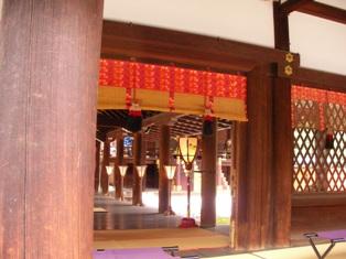 下鴨神社 西本殿