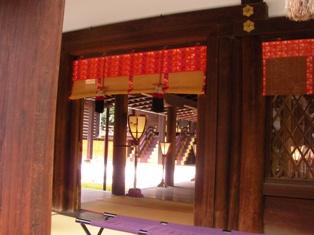 下鴨神社 東本殿