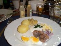 夏の食事2