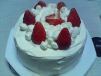 みんなのバースデーケーキ'08